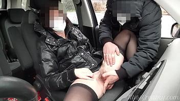 Развратная секс встреча чешских свингеров